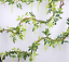 thumbnail 16 - 4Pcs-Artificial-Flowers-Silk-Wisteria-Garland-Ivy-Vine-Hanging-Home-Decor