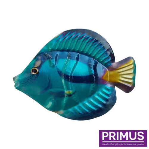 Tropical Metal Fish Wall Art Hand Crafted COLOUR CHOICES FREE DELIVERY D12