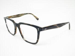Authentic Oliver Peoples 0OV5419U Lachman 1683 Navy Bark//Brown Horn Eyeglasses