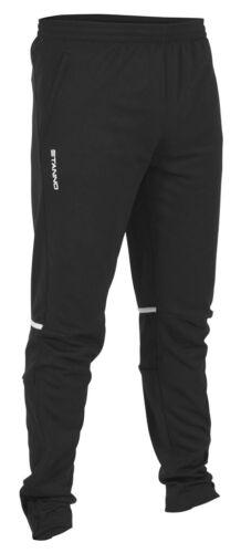 STANNO Jogginghose lässige Herren Trainingshose Durban Pant Sporthose Schwarz