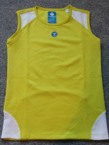Wimbledon Championships Original Boys T-Shirt vest Brand New. Size 8-10 years