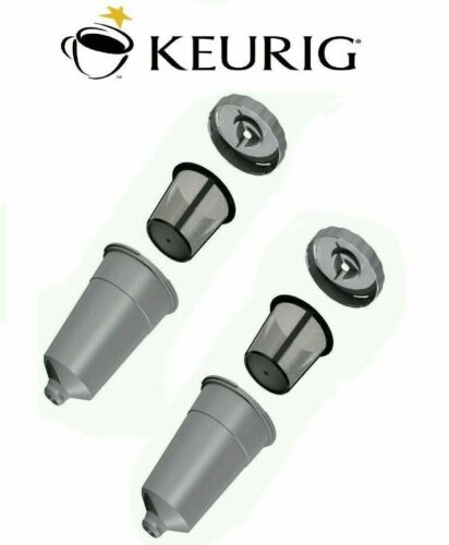 GoldTone My K-Cup Reusable Filters and Housing for Keurig Coffee K Cups 2