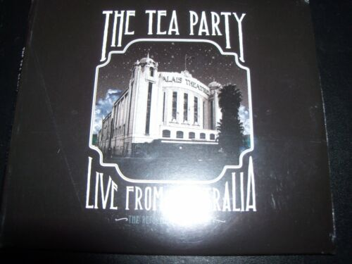 1 of 1 - The Tea Party ‎– Live From Australia (The Reformation Tour 2012) CD – Like New