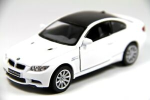Image Is Loading Brand New 5 034 Kinsmart BMW M3 Coupe