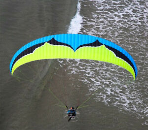 Details about USED Ozone Speedster2 22 Power Glider for Paramotoring,  Powered Paraglider, PPG