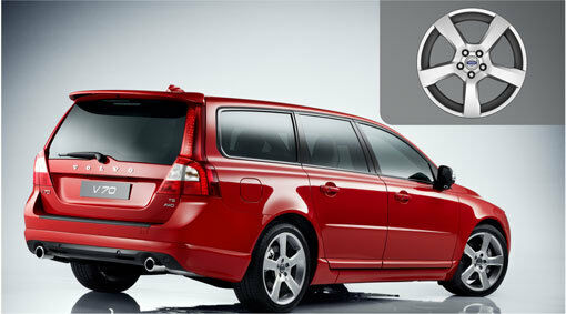 "Original Volvo V60 / V70 Alufelge Cratus  "" 8 x 18 ET55 ""  ET-Nr.: 31202587"