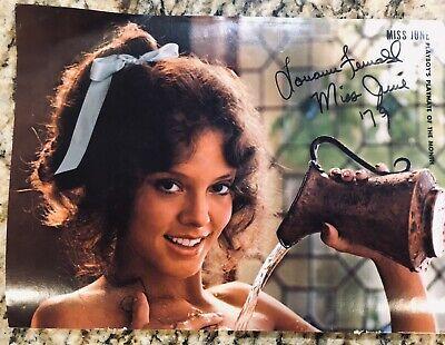 Mature Playboy June 1979 : Playmate Centerfold Louann
