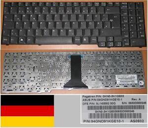 Clavier-Qwertz-Allemand-ASUS-M51-M51E-9J-N0B82-00G-0KN0-3K1GE03-04GND91KGE10