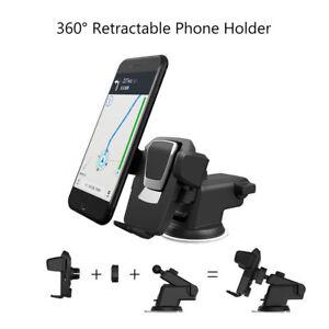 Universel-Voiture-Pare-brise-Tableau-de-bord-Support-de-telephone-Pour-GPS-Phone
