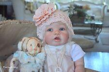 Custom Reborn Toddler Baby Doll~PARIS ALLEY~ CUSTOM ORDER