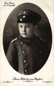CPA-AK-Prinz-Hubertus-v-Preussen-GERMAN-ROYALTY-867462