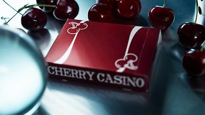 Abile Carte Da Gioco Cherry Casino Reno Red ,poker Size Top Angurie