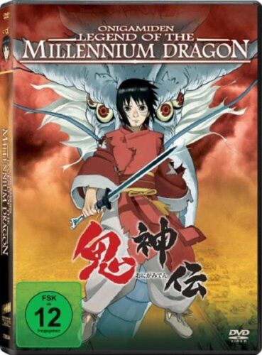 1 von 1 - DVD * Onigamiden - Legend of the Millennium Dragon * NEU OVP