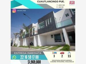 Casa en Venta en San Juan Cuautlancingo