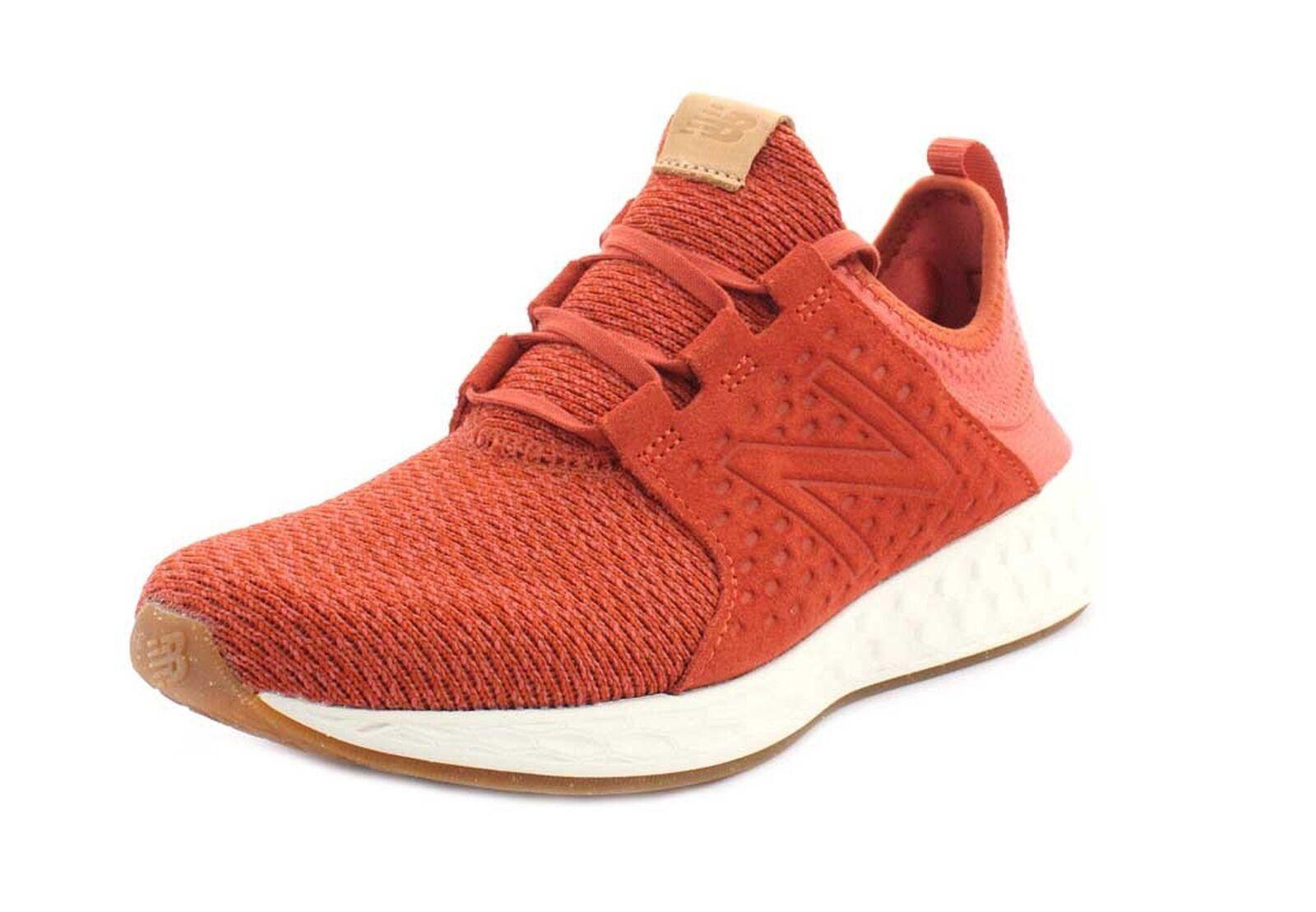 New Balance Men's Fresh-Foam Cruz Running shoes, pink gold, 9 D US