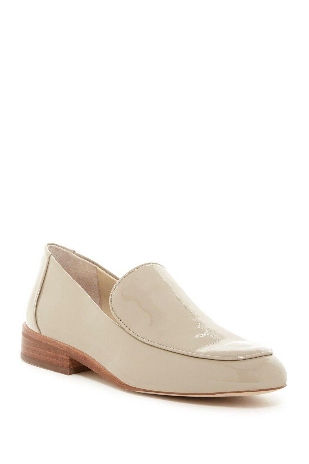 NEW Louise et Cie Beran Patent Loafer, Beige Patent, Women Size  5 M  79
