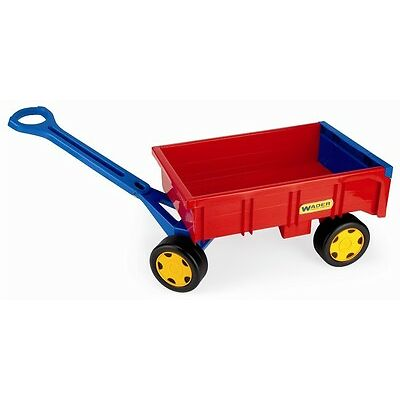 Wader Anhänger für Gigant Truck Traktor Hänger Strandwagen Bollerwagen Spielzeug