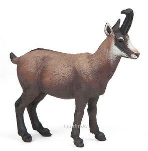 Papo-53017-Chamois-Antelope-Model-Wild-Animal-Figurine-Replica-Toy-Gift-NIP