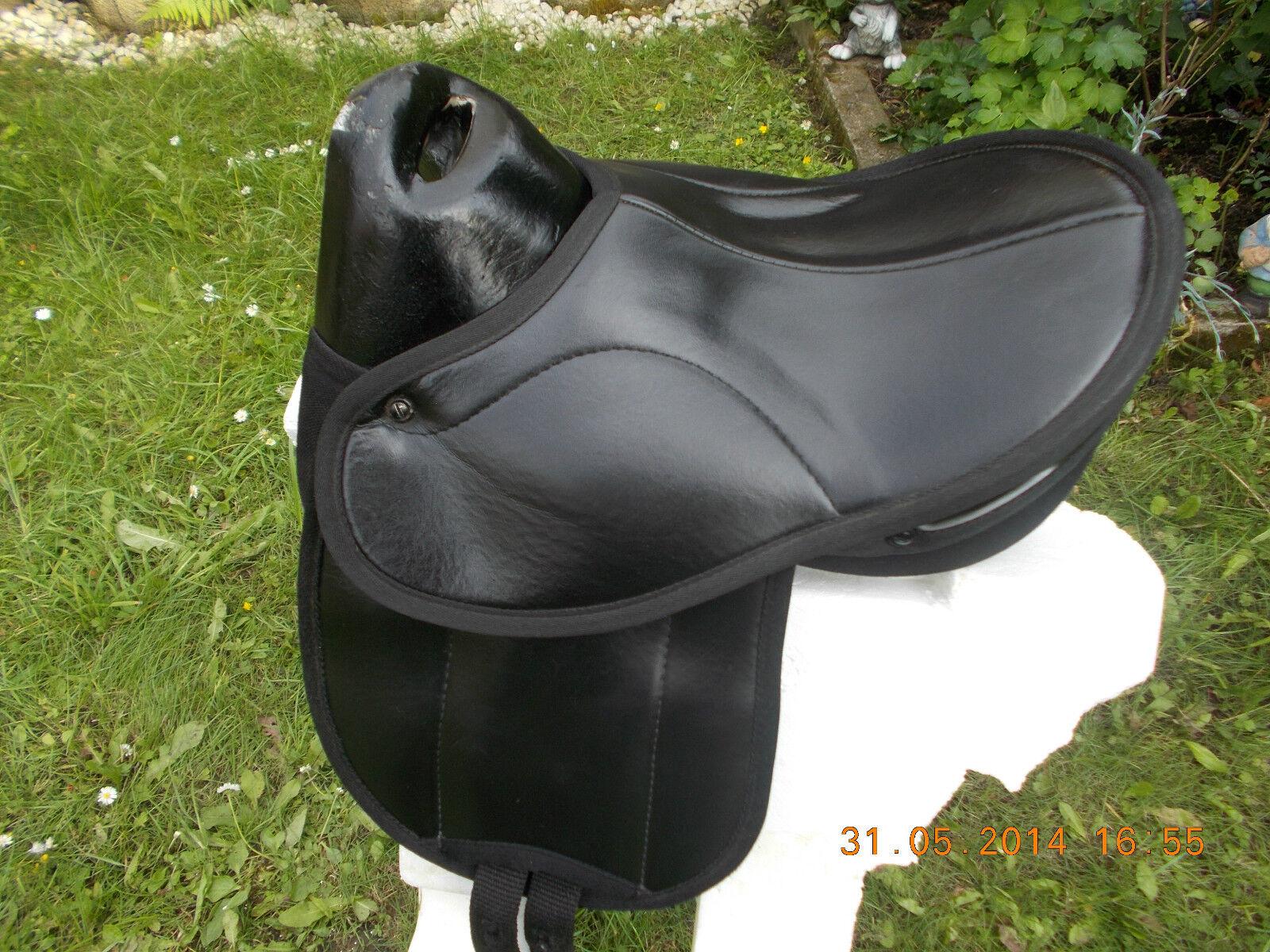 Shetty -  Mini-Shetty-sillín para los pequeños, 10 , súperficie de asiento sin asidero 24cm  Todo en alta calidad y bajo precio.