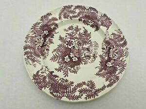 Antique-J-Wedgwood-039-Japan-Daisy-039-Porcelain-China-Dinner-Plate-Floral-Pattern