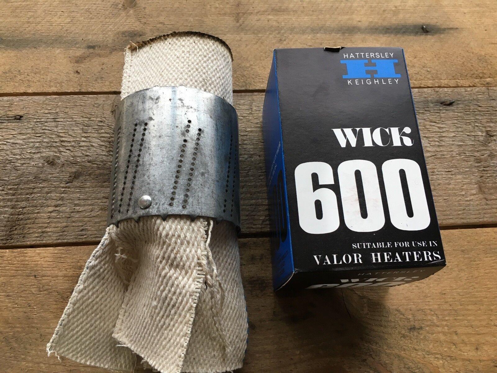 Valor 600 Wick avec Sac de Courses pour 685 Radiateur 625 685 pour Vintage Nos 0fb646