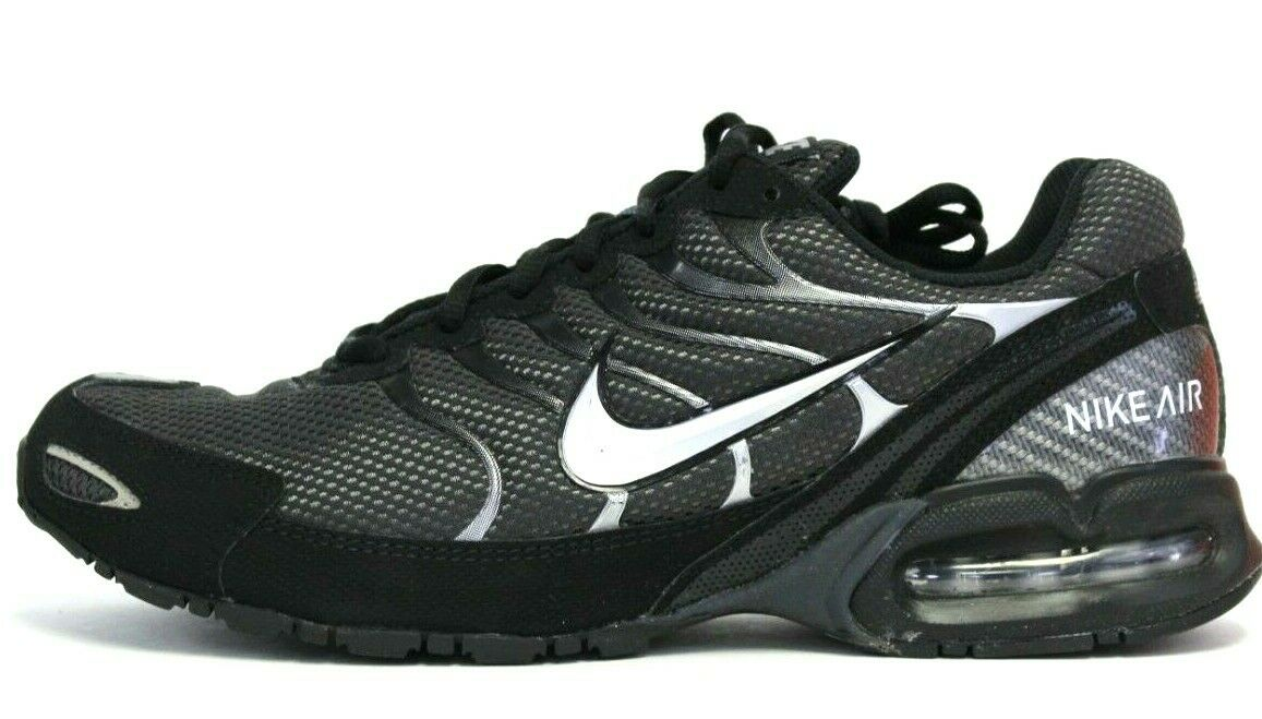 Nike Men's Air Max Torch 4 Running shoes  Black  (343846-002)  Size 9.5