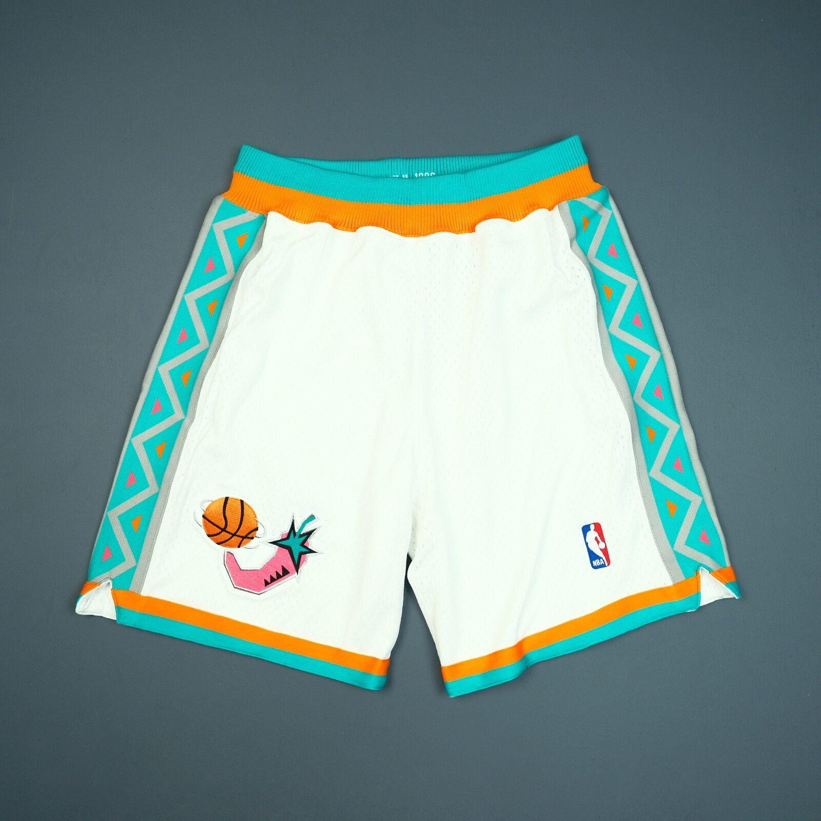 100% Authentisch Authentisch Authentisch Mitchell & Ness 1996 All Star Spiel NBA Shorts Herren GRÖSSE L 53cd24