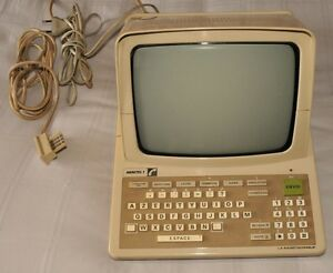Minitel-9-NFZ-300-PTT-France-Radiotechnique-Industrielle-et-commerciale