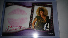 TNA ODB 2009 Knockouts GOLD Authentic Kiss Card SN 69 of 75