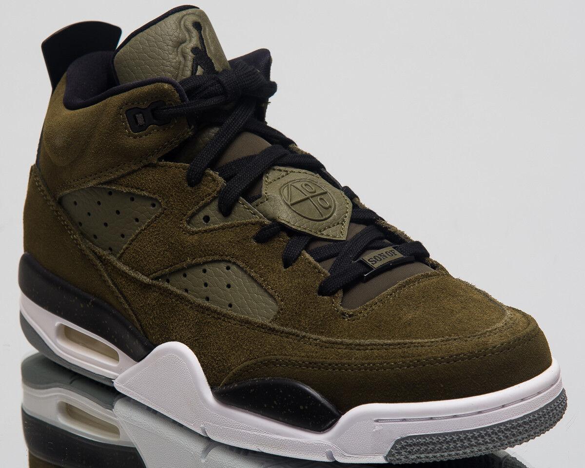 Air Jordan Son Of Mars Low Turnschuhe Olive Canvas Lifestyle schuhe 580603-300