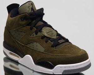 1c9e4349d9210f Air Jordan Son Of Mars Low Sneakers Olive Canvas Lifestyle Shoes ...