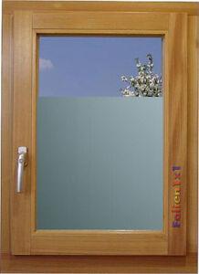 26 32 Qm Fenster Klebefolie Milchglas Silber Sichtschutz 90 X 75 Cm
