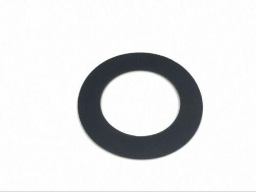 Id 38mm 48mm Gummi O-Ring Dichtungen Scheiben 0.5mm Dick Auswahl Größe