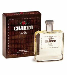 Profumo-Uomo-El-Charro-For-Man-Eau-de-Parfum-50ml-Natural-Spray-Made-in-Italy