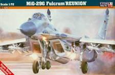 HALF PRICE! MiG-29 A/G (GERMAN, POLISH, CZECH & SLOVAK MKGS) 1/72 MISTERCRAFT