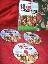 Josh Duggar's wedding! 18 Kids & Counting: Season 2; 20 episodes+bonuses! DVD's