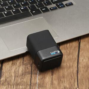 GoPro Dual Battery Charger AADBD-001 for HERO5 & HERO6 & HERO7 & HERO8