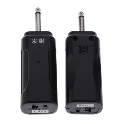 Drahtlos Gitarrensystem Wireless Guitar Systems Mini Gitarrenverstärker Audio