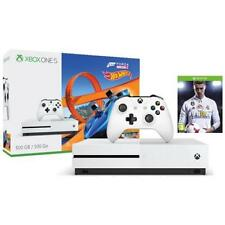 MICROSOFT Console Xbox One S 500 Gb + Forza Horizon 3 + DLC Hot Wheels + Fifa 18