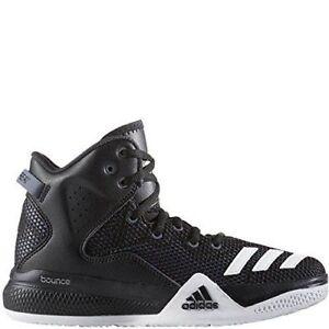 Details about Adidas AQ7288 Performance Men DT Mid Basketball Shoe, BlackWhiteDark Shale #BR