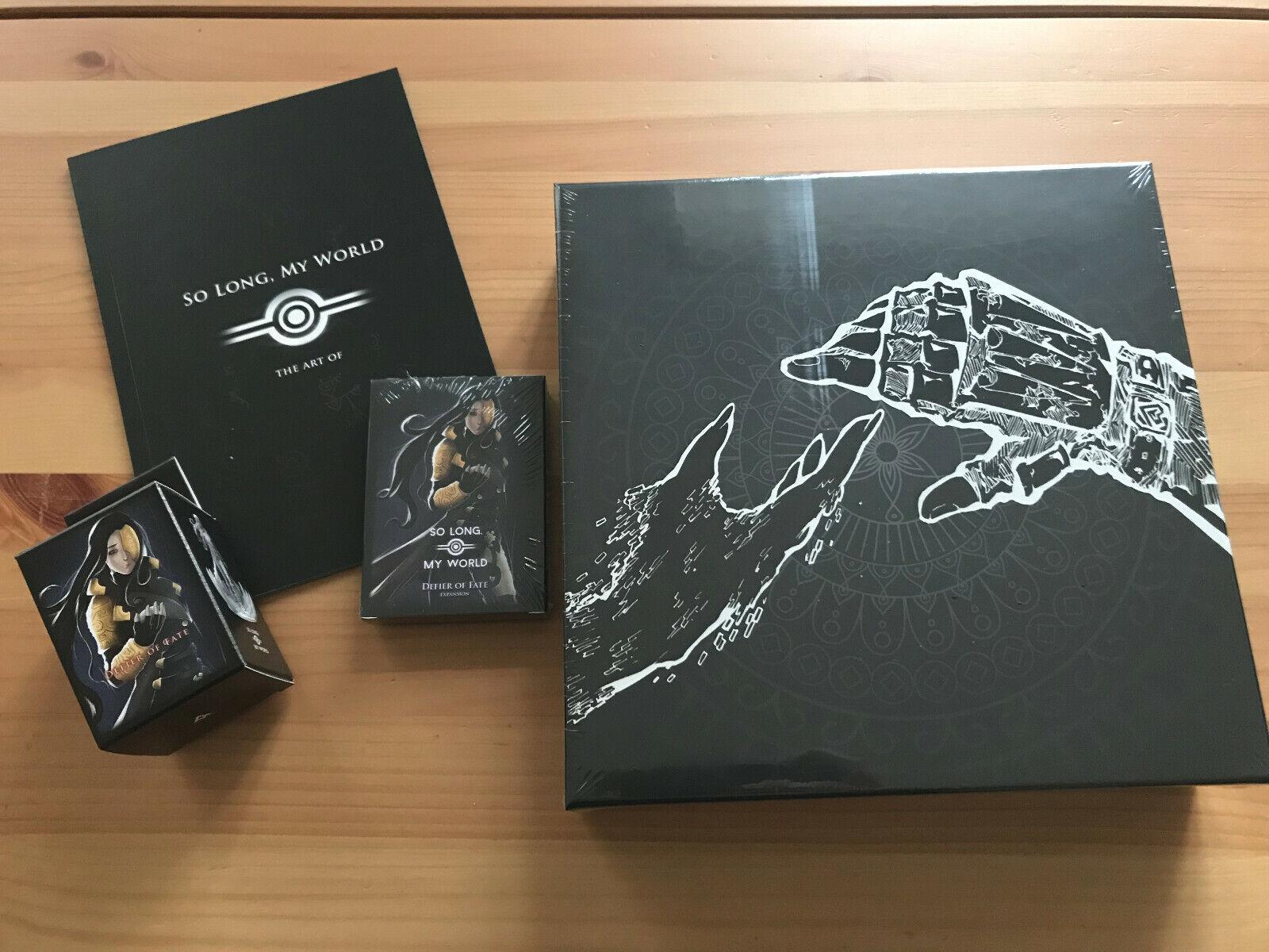 Tan Long, My World-kick Starter Edition-negro Edition-negro Edition-negro Eye Edition-New & Sealed  ¡No dudes! ¡Compra ahora!