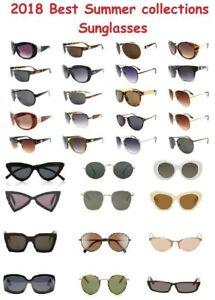 VINTAGE CON Donna Rosa Oro Argento Occhio Di Gatto Occhiali Da Sole Firmati UV400 necessario selezionare  </span>