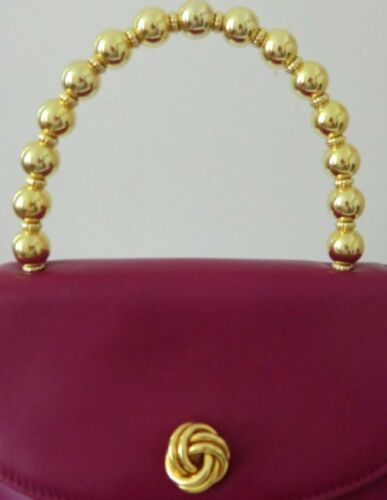 Shops Grieder The Genie noche Bon Fuchsia Vintage bolso de EtwqnUH