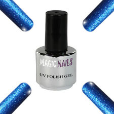 UV Polish Soak Off Gel Nail Art Nagellack Farbe # Aquamarin
