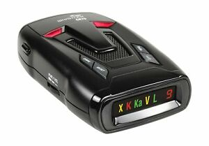 Whistler CR70 Laser Radar Detector: 360 Degree Protection and Voice Alerts - ...