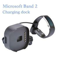 Micro Usb Sync Charger Cradle Dock Station For Microsoft Band 2 Fitness Tracker