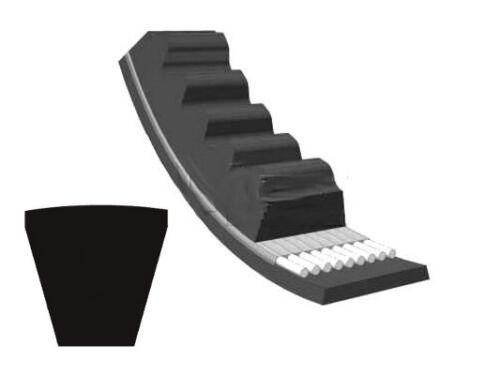 Auxiliaire 133Aa0160 v côtelé fan drive belt 10X965 mercedes-benz T1 77-83 602
