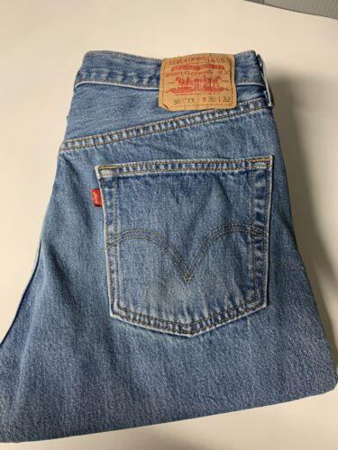 mens levis 501 jeans W36xL32