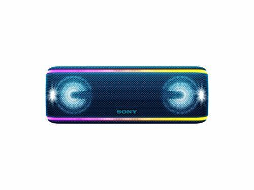 Blue SRSXB41//L Sony SRS-XB41 Portable Wireless Bluetooth Speaker