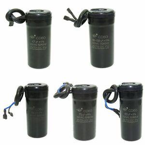47UF-64UF-75UF-80UF-88-108UF-330-VAC-CD60-Start-Capacitor-for-AC-50-60Hz-Motors